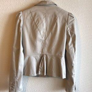 H&M Jackets & Coats - H&M Beige Blazer